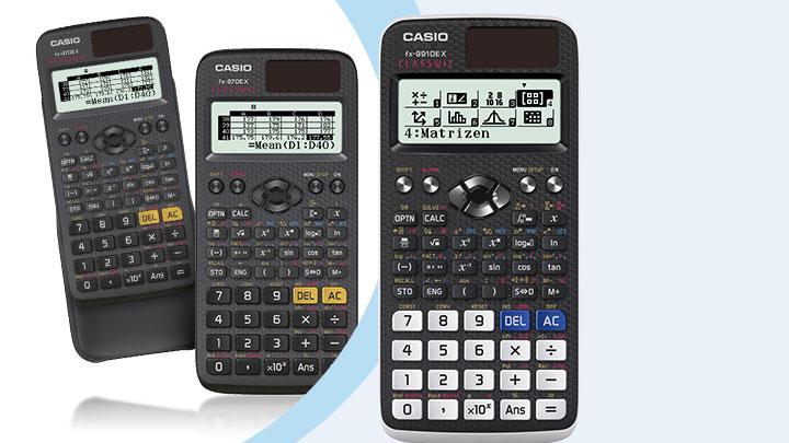 School Grafische Rekenmachine Producten Casio