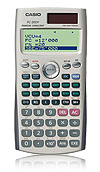 Calculadora financiera | FC-200V