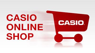 Zum CASIO Online Shop