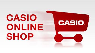 A la tienda en línea de CASIO