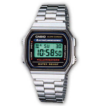 CASIO Collection Retro | A168WA-1YES