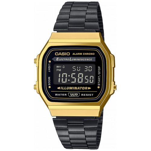 CASIO Collection Retro | A168WEGB-1BEF