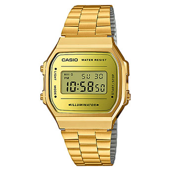 CASIO Collection Retro | A168WEGM-9EF