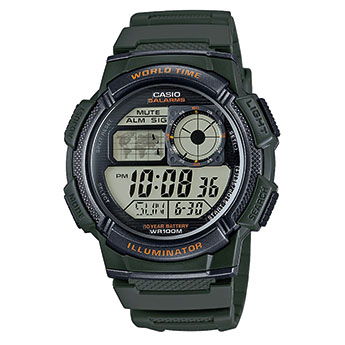 CASIO Collection Men | AE-1000W-3AVEF