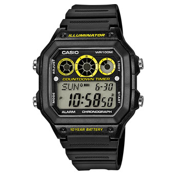 CASIO Collection Men | AE-1300WH-1AVEF