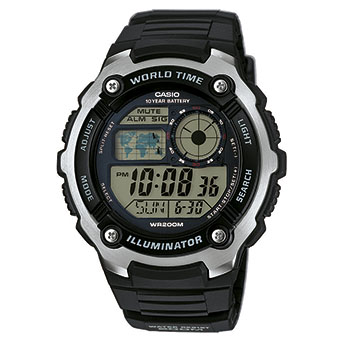 CASIO Collection Men | AE-2100W-1AVEF