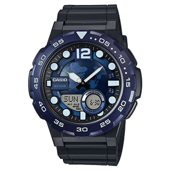 CASIO Collection Men | AEQ-100W-2AVEF