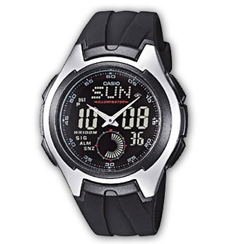 CASIO Collection Men | AQ-160W-1BVEF