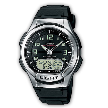 CASIO Collection Men | AQ-180W-1BVES