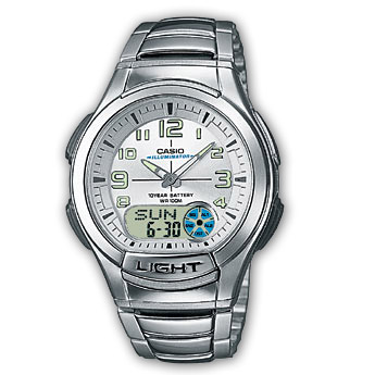 CASIO Collection Men | AQ-180WD-7BVES