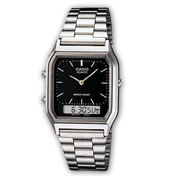 CASIO Collection Retro | AQ-230A-1DMQYES