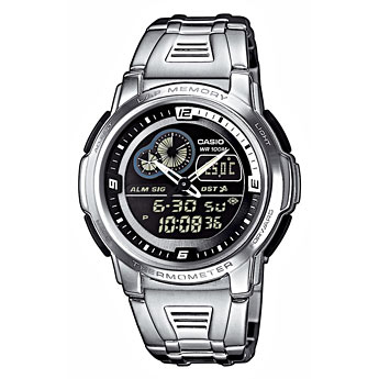 CASIO Collection Men | AQF-102WD-1BVEF