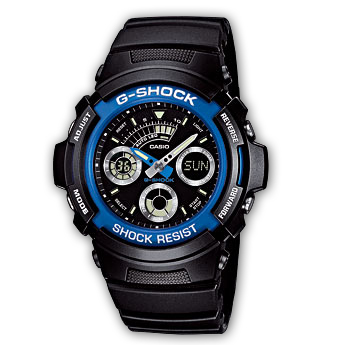 G-SHOCK Classic | AW-591-2AER