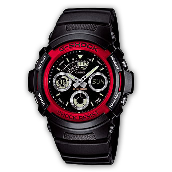 G-SHOCK Classic | AW-591-4AER