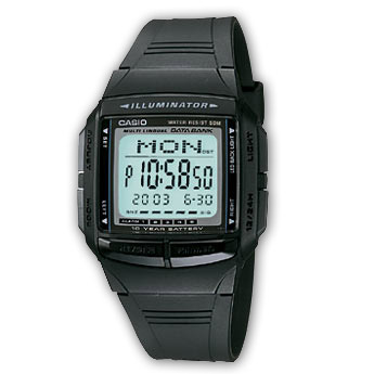 CASIO Collection Men | DB-36-1AVEF
