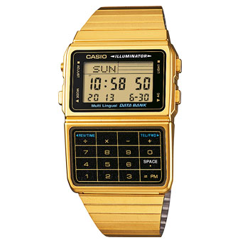 CASIO Collection Retro | DBC-611GE-1EF