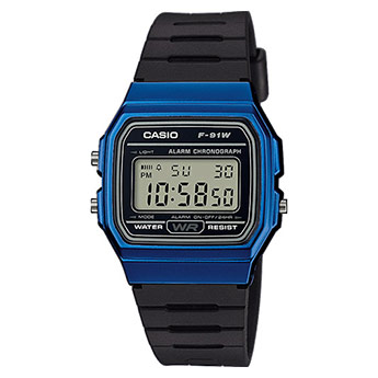 CASIO Collection Retro | F-91WM-2AEF