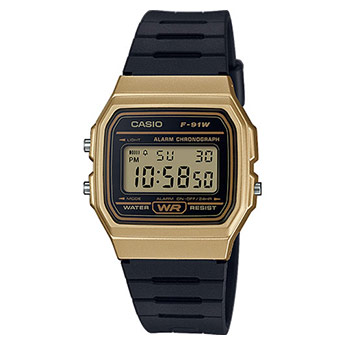 CASIO Collection Men | F-91WM-9AEF
