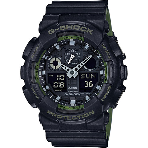 G-SHOCK Original | GA-100L-1AER