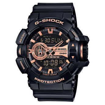G-SHOCK Style Series | GA-400GB-1A4ER