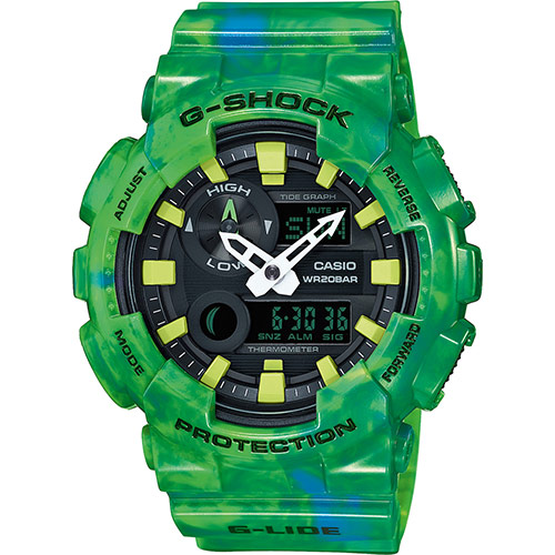 G-SHOCK Specials | GAX-100MB-3AER