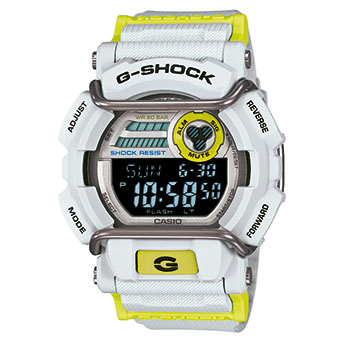 how to turn off auto light on g shock wr20bar