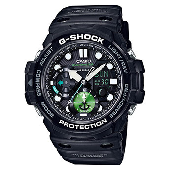 G-SHOCK GULFMASTER | GN-1000MB-1ADR