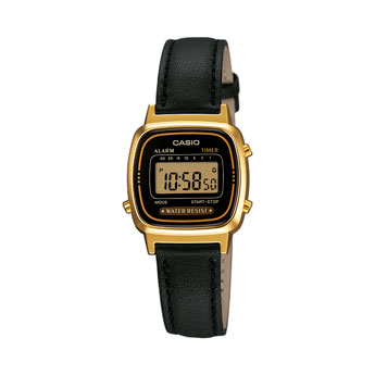 CASIO Collection Retro | LA670WEGL-1EF