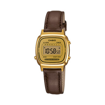 CASIO Collection Retro | LA670WEGL-9EF