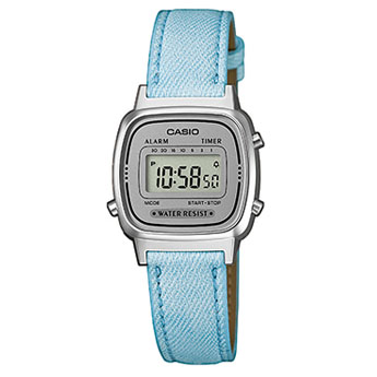 CASIO Collection Retro | LA670WEL-2AEF