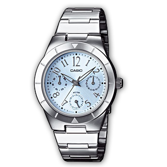 CASIO Collection Women | LTP-2069D-2A2VEF