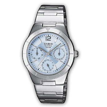 CASIO Collection Women | LTP-2069D-2AVEF