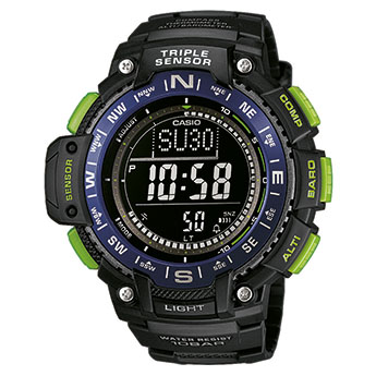 CASIO Collection Men | SGW-1000-2BER