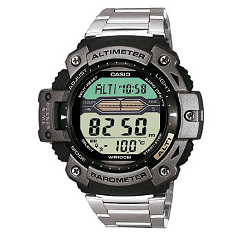 CASIO Collection Men | SGW-300HD-1AVER