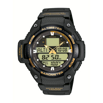CASIO Collection Men | SGW-400H-1B2VER