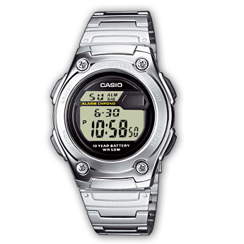 CASIO Collection Men | W-211D-1AVEF