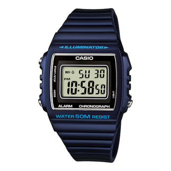 CASIO Collection | W-215H-2AVEF
