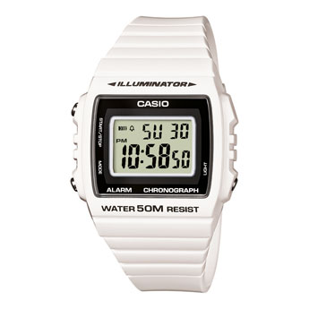 CASIO Collection | W-215H-7AVEF