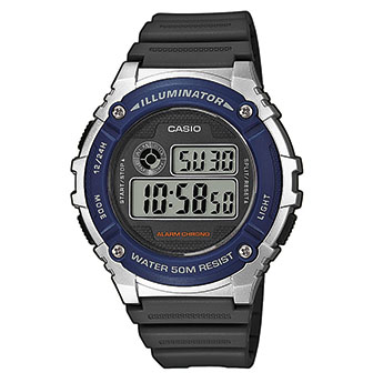 CASIO Collection Men | W-216H-2AVEF