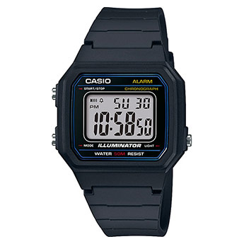 CASIO Collection Men | W-217H-1AVEF