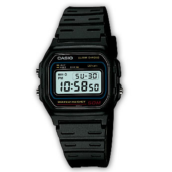 CASIO Collection Men | W-59-1VQES