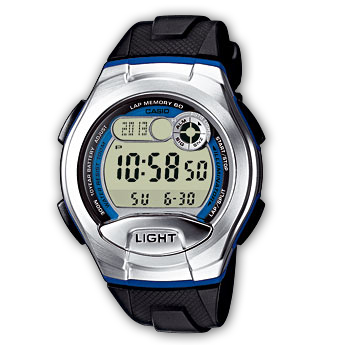 CASIO Collection Men | W-752-2BVES