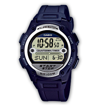 CASIO Collection Men | W-756-2AVES