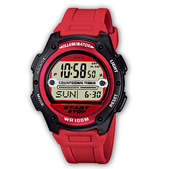 CASIO Collection Men | W-756-4AVES