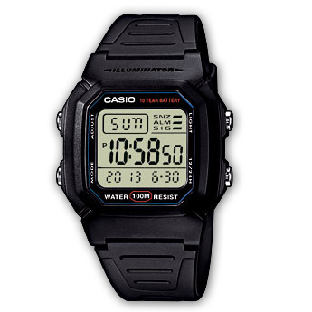 CASIO Collection Men | W-800H-1AVES