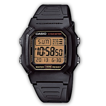 CASIO Collection Men | W-800HG-9AVES