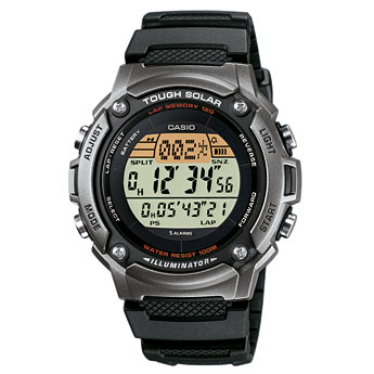 CASIO Collection Men | W-S200H-1AVEF