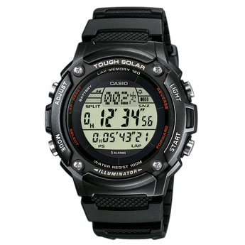CASIO Collection Men | W-S200H-1BVEF