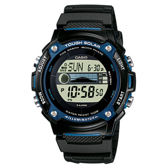CASIO Collection Men | W-S210H-1AVEF